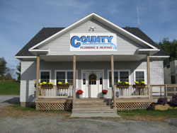 county plumbing and heating