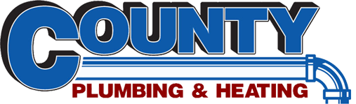 County Plumbing & Heating is here to take care of your plumbing, heating and a/c needs.