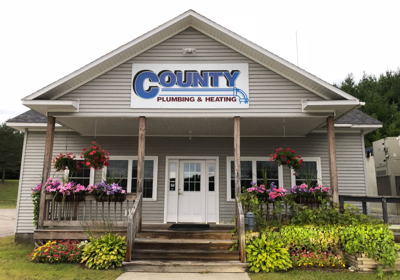 County Plumbing & Heating is your local Plumbing & Heating Service Expert.