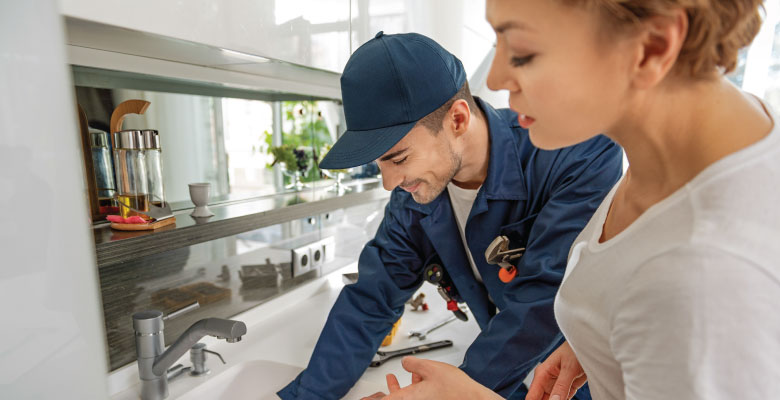 County Plumbing & Heating is here to take care of all your plumbing service needs. Call our team to schedule the plumbing repair you need.