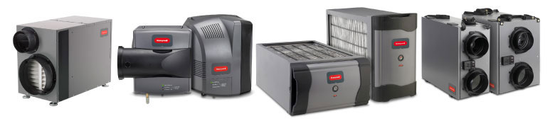 Honeywell Indoor Aie Quality Products